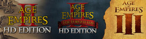 Age of Empires Legacy Bundle - Age of Empires II + DLC + Age of Empires III